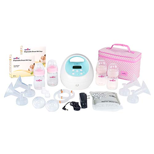 Spectra Baby USA - S1 Plus Premier Rechargeable Electric Breast Pump,...