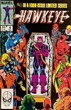 Hawkeye #4 (Volume 1) by Mark Gruenweld