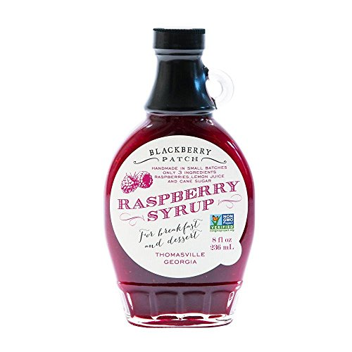 Strawberry Premium Syrup by Blackberry Patch