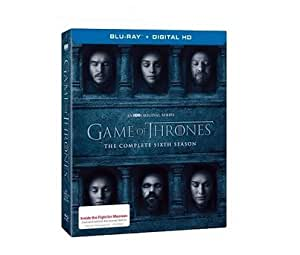 Game of Thrones The Complete Sixth Season 6, Behind-the Scenes Feature (Blu Ray, Digital HD)