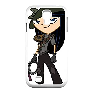 Samsung Galaxy S4 9500 Cell Phone Case White Phineas & Ferb Across the 2nd Dimension A38434197
