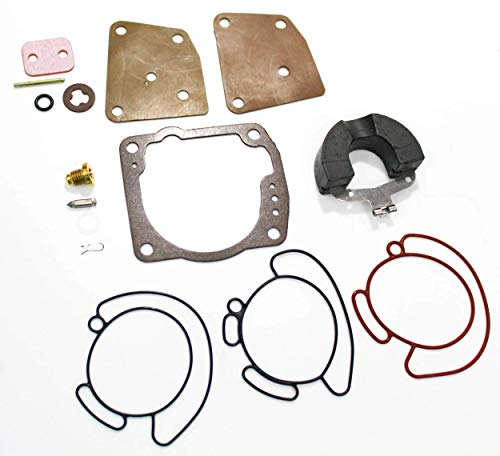 - OEM Evinrude Johnson BRP Carburetor Kit 1991-2006 90/115/150/175 Looper 0438996