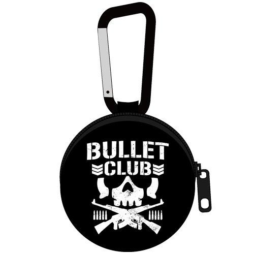新日本プロレスリング BULLET CLUB イヤホンポーチ
