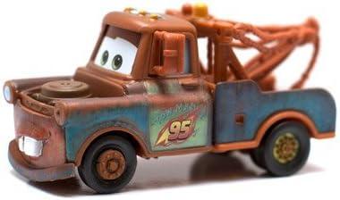 Disney Pixar Cars 2 Race Team Mater 1 55 Racer Die Cast Vehicle