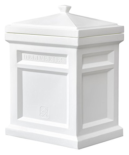 Step2 Express Package Delivery Box, Estate White by Step2