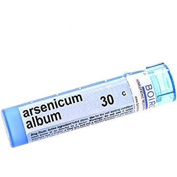 Boiron - Arsenicum Album 30c, 30c, 80 pellets