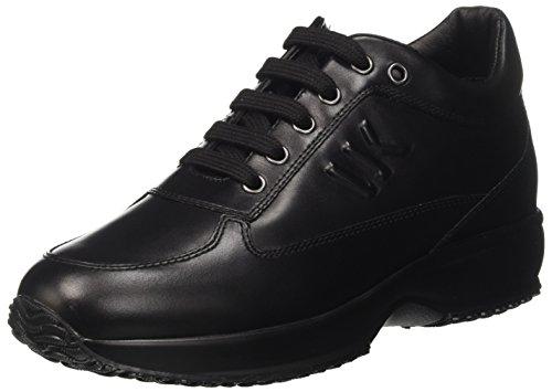 Lumberjack Basses Sneakers Raul Noir Femme rUOq0ArHw