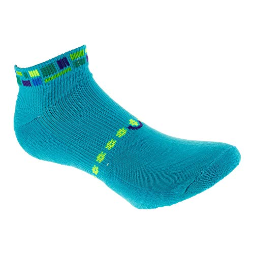 Low-Cut Women's Sport Socks for Women by U-SOX - Best for Running, Golf & Tennis – Made in Italy (large, Mara) from U SOX