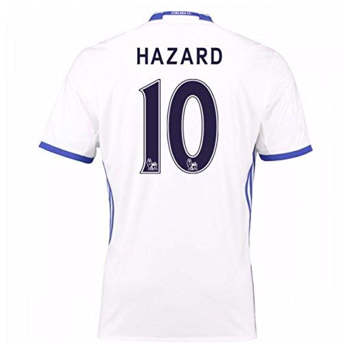 可動式泥沼ワゴン2016-17 Chelsea 3rd Shirt (Hazard 10)