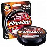Berkley Fireline, 30/12 Lb, 125 Yd, Smoke