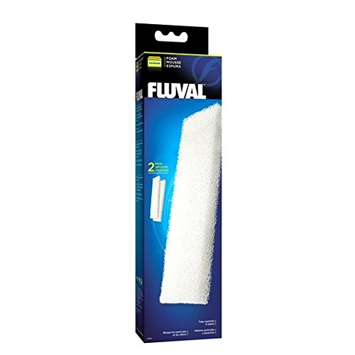 Fluval 304 404 Canister Filters - Fluval 404/405 Foam Filters (2Pack)