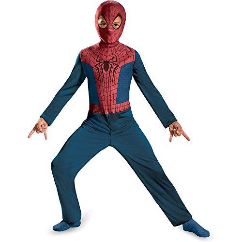 Spider-Man Movie 2 Basic Kids Costume - 4-6