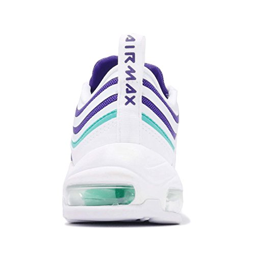 Nike Vrouwen Wmns Air Max 97 Ul 17 Se, Wit / Wit-court Paars Wit / Wit-court Purple