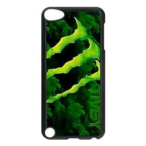 Ipod Touch 5 Phone Case Lovely Energy Drink Monster Energy XG178106