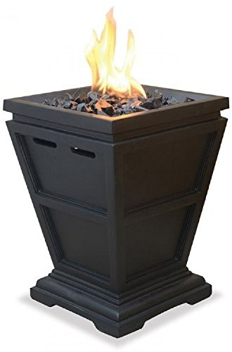 Nessagro Endless Summer, GLT1343SP, LP Gas Outdoor Table Top Fireplace .#GH45843 3468-T34562FD470632