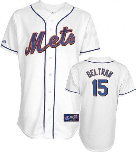 Amazon Com Mlb Men S New York Mets Carlos Beltran White