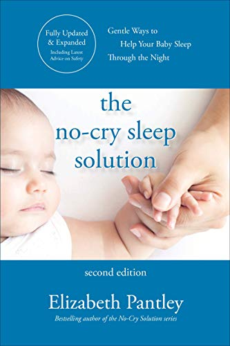 Book Cover: The No-Cry Sleep Solution, Second Edition