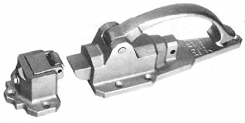 Polar 324 Latch & Strike Offset 11/16 - 1-1/2'' Model 122-1199 by Polar Products