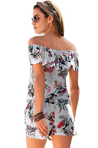 Aibayleef Chic Combinaci Mujer Summer Playsuit x716g