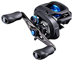Built on the same compact, rigid and versatile platform as the popular SLX bait casting reel, with the addition of Shimano's unique DC Braking technology, SLX DC puts no compromise casting performance within every anglers reach.