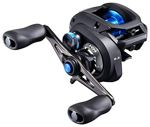 SHIMANO SLX DC 150 Baitcast Fishing Reel Right Hand Retrieve 6.3:1 Gear Ratio (The Best Casting Reel)