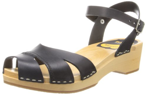 swedish hasbeens Women's Suzanne Debutant Platform Sandal