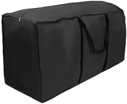 Oferta amazon: DIYARTS 210D Bolsa de Almacenamiento Grande Bolsa Plegables para Ropa de Tela Oxford Impermeable Organizador de Viaje para Acampar Funda de Transporte Ligera con Cremallera (173 * 76 * 51cm)