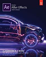 Adobe After Effects Classroom in a Book (2020 release) Front Cover