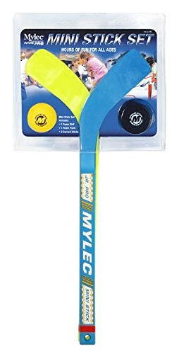 Mylec Mini Knee Hockey Stick Set -