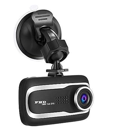 Amazon Com Cinlitek Dash Cam 2 0 Lcd Fhd 1080p 170 Degree Wide