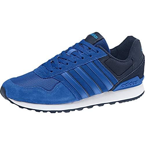 Baskets Azubri Hommes maruni 000 Bleu Adidas Azul Pour 10k 5Rw7F7