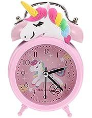 BESPORTBLE Enhörning väckarklocka för barnrum klocka sovrum väckarklocka dekoration 1 st