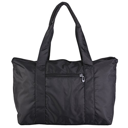 Leberna Travel Duffle Bags Packable Luggage Bag Lightweight Tote Bag