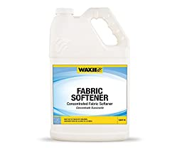 Waxie W2518 Fabric Softener, 1 Gallon  (Case of 4)