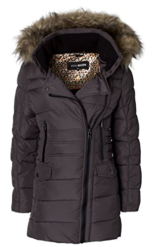 Quilted Winter Parka - 2