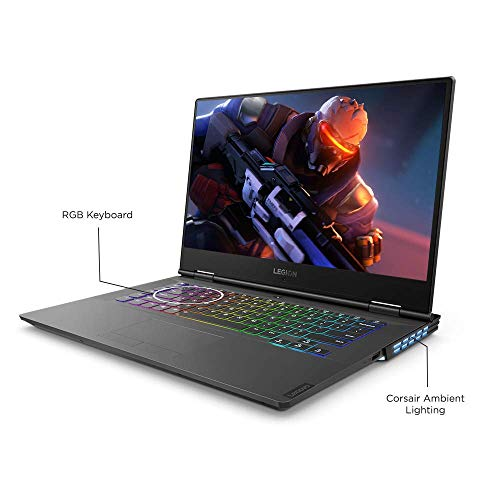 Lenovo Legion Y740 9th Gen Intel Core i7 15.6 inch FHD Gaming Laptop (16GB/1TB SSD/NVIDIA RTX 2070 8GB Graphics/Windows 10/MS Office/Black/2.2Kg), 81UH006SIN