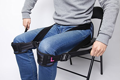 Everyway4all EverTrac Taiwan LT100 Lumbar back support adjustable personal belt by Everyway4all (Image #6)