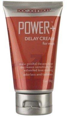Power Plus Delay Cream ( 6 Pack )