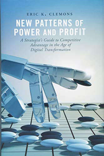 New Patterns of Power and Profit: A Strategist