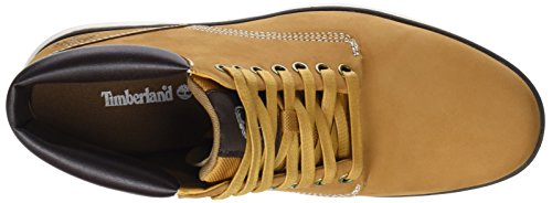 Timberland Men's Bradstreet Leather Chukka Boot Wheat Nubuck gzQrxvSg