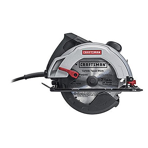 Craftsman 7 1/4 Circular Saw 12 Amp 46124