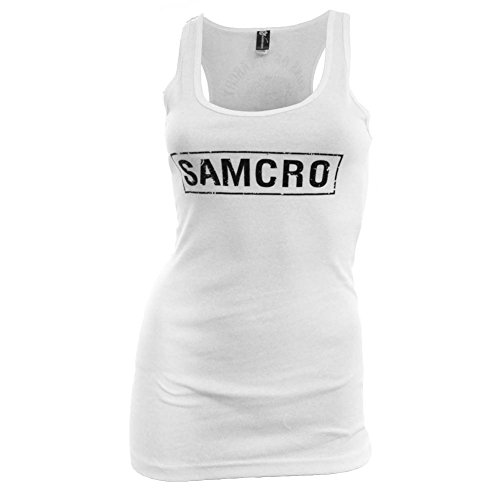 S.O.A Samcro Tank Tank Top Size L (Anarchy Sons Top Tank Of)