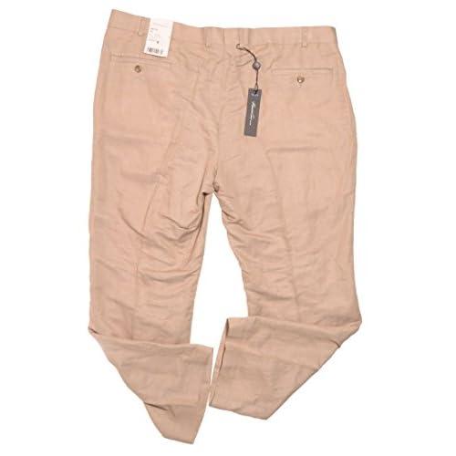 Kenneth Cole New York Mens Linen Slim Fit Dress Pants Outlet Www