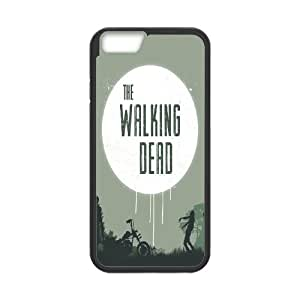 "The walking dead season 5 hard pattern case cover For Apple Iphone 6,4.7"" screen Cases TV-WALKING-S53543"