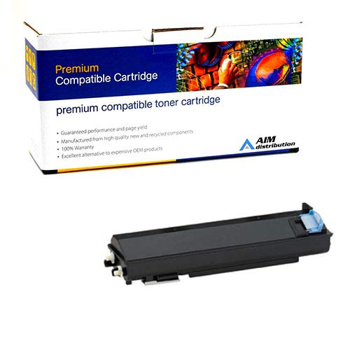 AIM Compatible Replacement for Innovera IVR38023777 Copier Toner (220 Grams-7000 Page Yield) - Compatible to Kyocera Mita 37098011 - Generic