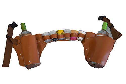 Liquor Holster - Liquor Belt - Shot Holder
