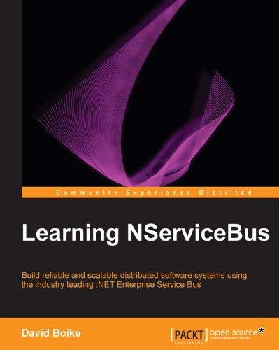 Learning NServiceBus Epub