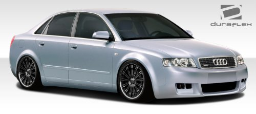(Duraflex ED-GKB-218 RS4 Body Kit (euro spec) - 4 Piece Body Kit - Compatible For Audi A4 2002-2005)