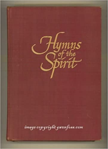 Hymns of the Spirit : Services of Religion for Use in the Churches