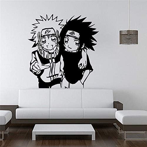 tzxdbh Etiqueta de la Pared Mural Vinilo decoración Naruto y ...